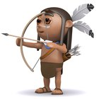 Cómo hacer un arco y flecha simple con palos
