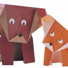 Actividades de origami fáciles para niños o principiantes