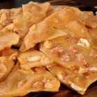 Calories in Peanut Brittle