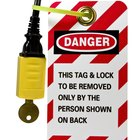 Standard Form for Lockout/Tagout Procedures