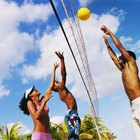 Ejercicios para remates en voleibol