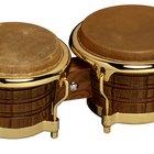 Lista de diferentes tipos de tambores