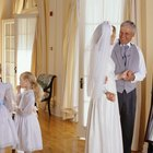 How to Decorate for a Very Small Indoor Home Wedding Ceremony