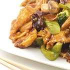 Nutrition of Hunan Chicken