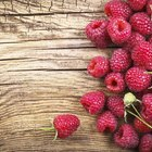 How to Dry Raspberries