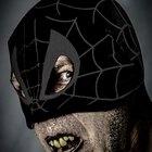 Cómo hacer máscaras de Spider-Man