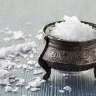 Beneficios de la limpieza con sal marina