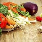 Cómo perder 10 libras con una dieta vegetariana