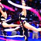Cómo hacer cintas de danza para bailarinas de alabanza