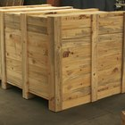 Export Wood Crate Requirements
