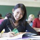 Cómo ser un alumno destacado en la escuela