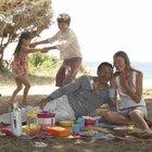 Cómo planificar las actividades para un picnic