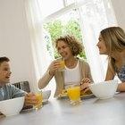 ¿Cuántos carbohidratos necesitan los adolescentes por día?