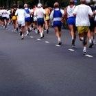 Causas de dolor en las rodillas en corredores novatos