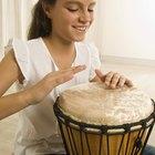 Cómo hacer un tambor casero