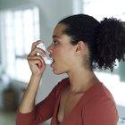 Tratamiento para el espasmo bronquial