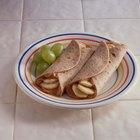 Contenido de proteínas y grasa en la mantequilla de maní