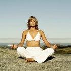 ¿Qué sujetador usar para yoga?