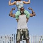 La fuerza muscular en las mujeres, comparada con los hombres
