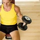 Cómo desarrollar brazos grandes rápidamente en casa