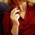 El cáncer de pulmón y la bronquitis del fumador