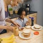 ¿Qué comidas tienen un alto nivel de almidón para ayudar a ganar peso?