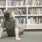 Decorando rincones de lectura en un salón de clases