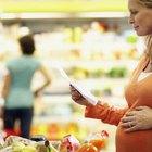 Lista de peces seguros para comer durante el embarazo