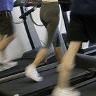 Caminar en la camidora y la presión sanguínea