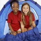 Juegos para niños al aire libre para campamentos de verano
