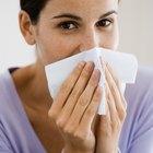 Cómo detener el escurrimiento de la nariz