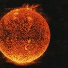 Características de las estrellas Gigantes Rojas y Enanas Blancas