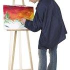 Como mezclar el color de la piel en pinturas acrílicas