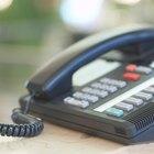 Partes y funciones de un teléfono