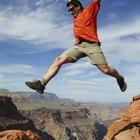 Reglas de prueba del salto vertical