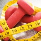 Cómo medir los bíceps