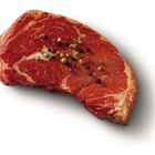 Difference Between Ribeye Steak & Standing Rib Roast