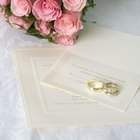 Etiquette for a Wedding RSVP