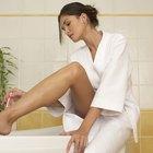 Cómo tratar la picazón en las piernas después del afeitado