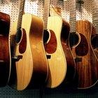 ¿Cuáles son los diferentes tamaños de una guitarra acústica?