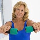 Cómo tonificarse después de la menopausia