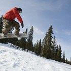 ¿Cómo girar en un Snowboard?