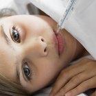 Fiebre alta que dura más de cinco días en los niños