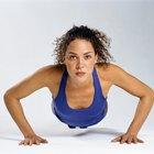 ¿Las flexiones hacen los brazos y el pecho más grandes?