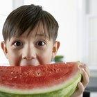 ¿Cuantas calorías debe consumir un niño de 6 años?
