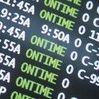 Cómo comprobar en una reserva de vuelo existente para United Airlines