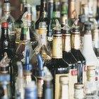 ¿Qué parte del cerebro afecta el alcohol?