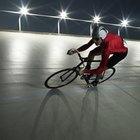 Cómo montar una bicicleta sin frenos