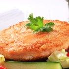 How to Prepare Fresh Salmon Patties