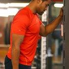 ¿Con qué frecuencia debes tomar un descanso de levantar de pesas?